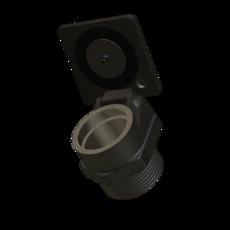 Klappdeckel aus Aluminium 50mm StaubEx GasEx Artikel 10511 Ruwac