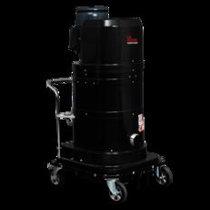 Ruwac Industriesauger DS2 mit Drehstromantrieb für den GasEx-Bereich