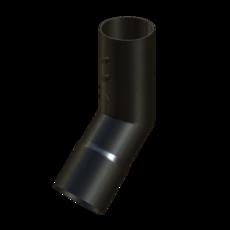 Winkelmuffe aus Stahl verzinkt 50mm Artikel 17168 Ruwac