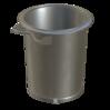 Vorabscheiderbehälter aus Stahl verzinkt Fassungsvermögen 35 Liter Artikel 10961 Ruwac