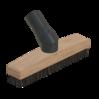 Buerste aus Holz 35mm Artikel 10285 Ruwac