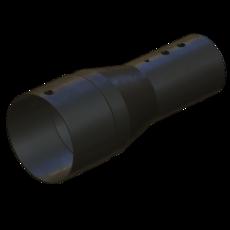 Uebergang in Stahl verzinkt 50mm Artikel 22842 Ruwac