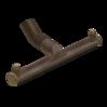 Bodenmundstueck aus Bronze 50mm Artikel 10547 Ruwac