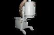 Ruwac Industriesauger DA5150 mit Drehstromantrieb.