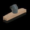 Buerste aus Holz 50mm Artikel 12250 Ruwac