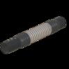 Schlauch aus Pur 70mm StaubEx Artikel 10687 Ruwac