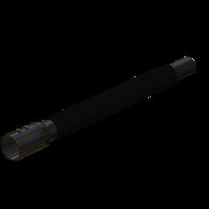 Schlauch aus Gummi 50mm StaubEx Artikel 31125 Ruwac