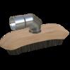 Buerste aus Holz 50mm StaubEx Artikel 10568 Ruwac