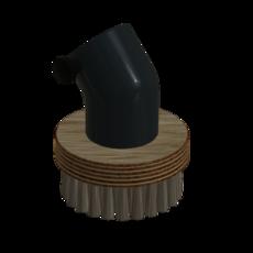 Buerste aus Holz 50mm Artikel 12246 Ruwac