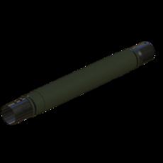Schlauch aus Gummi verzinkt 50mm StaubEx Artikel 10432 Ruwac
