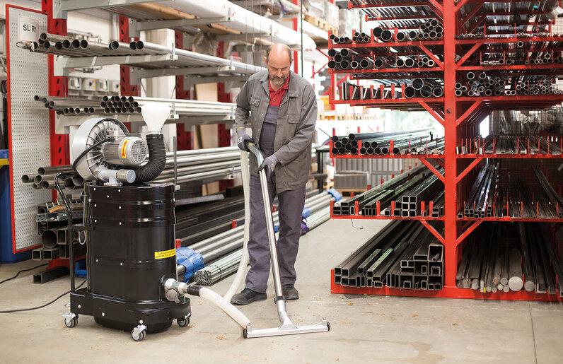 Ruwac Industriesauger DA1300