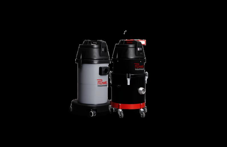 Ruwac Industriesauger WS100 und WS200 mit Wechselstromantrieb