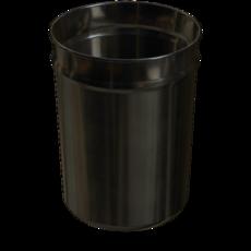 Vorabscheiderbehälter aus Edelstahl Fassungsvermögen 50 Liter Artikel 22358 Ruwac