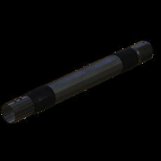 Schlauch aus Metall verzinkt 50mm StaubEx Artikel 10462 Ruwac