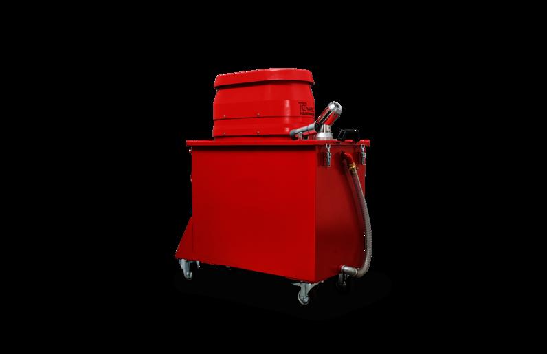 Ruwac Spänesauger SPS250 mit Wechselstromantrieb