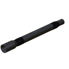 Schlauch aus Metall verzinkt 35mm StaubEx Artikel 10314 Ruwac