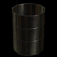 Vorabscheiderbehälter aus Edelstahl Fassungsvermögen 100 Liter Artikel 10860 Ruwac