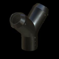 Gabelstueck aus Stahl verzinkt 70mm StaubEx Artikel 11006 Ruwac