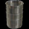 Vorabscheiderbehälter aus Edelstahl V4A Fassungsvermögen 200 Liter Artikel 10861 Ruwac