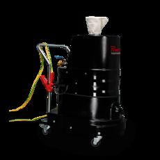 Ruwac Industriesauger DLS1000 mit Druckluftantrieb für den StaubEx- und GasEx-Bereich.