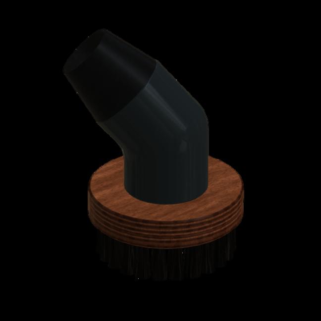 Buerste aus Holz 35mm Artikel 10286 Ruwac