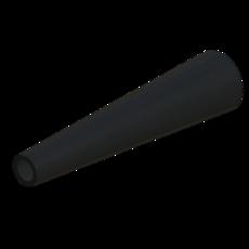 Duese aus Gummi 50mm Artikel 15033 Ruwac