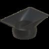 Absaugarm Trichter aus Kunststoff 150mm StaubEx GasEx Artikel 55289 Ruwac
