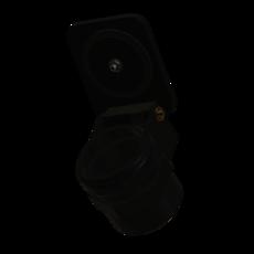 Klappdeckel aus Polyamid 50mm Artikel 21003 Ruwac