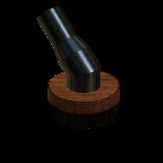 Buerste aus Holz 35mm StaubEx Artikel 10375 Ruwac