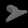 Massenabsaugdüse aus Gummi 38mm Artikel 75075 Ruwac