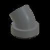Buerste aus Gummi 50mm Artikel 31133 Ruwac
